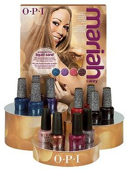 Mariah Carey Collection by OPI
